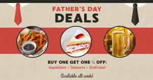 Fathers Day Deals Facebook Update
