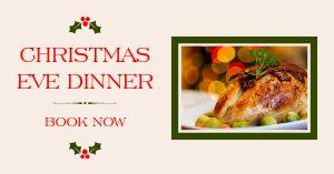 Christmas Eve Dinner Facebook Post