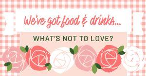 Valentines Day Facebook Update