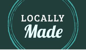 Locally Made Product Sticker