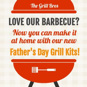 BBQ Fathers Day Instagram Post
