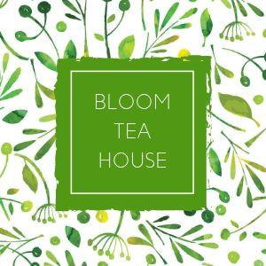 Tea Shop Business Card