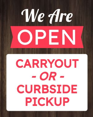Carryout Sandwich Board