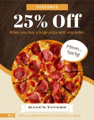 Pizza Specials Promo