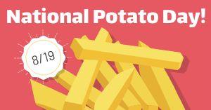 Potato Facebook Update