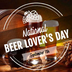 Beer Lovers Instagram Update