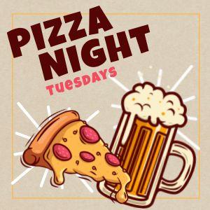 Pizza Night Instagram Update