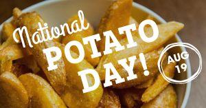 Potato Facebook Post