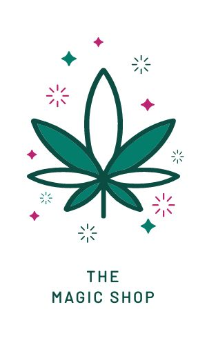 Weed Store Business Card