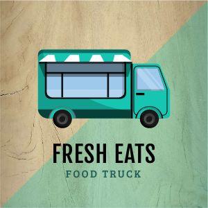 Food Truck Biz Card