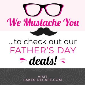 Fathers Day Deals Instagram Post