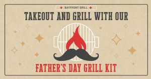 Fathers Grill Kit Facebook Post