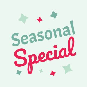 Seasonal Special Seal