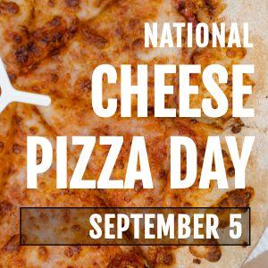 Cheese Pizza Instagram Update