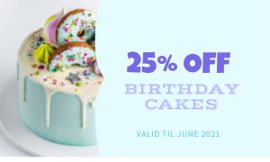 Birthday Gift Coupon