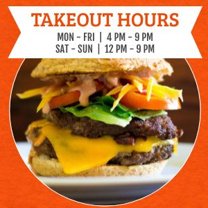 Takeout Schedule Instagram Post