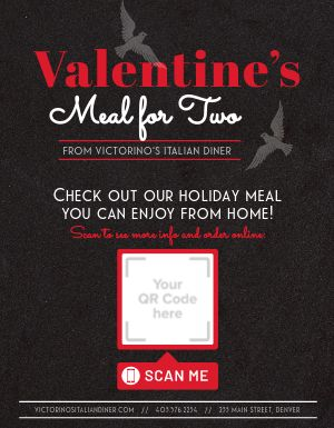 Valentines Deal Flyer