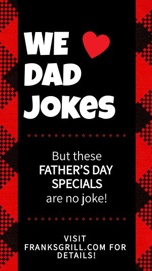 Fathers Day Specials IG Story
