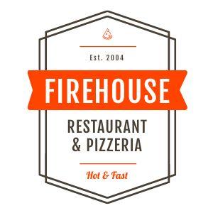 Pizzeria Restaurant Logo