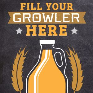 Growler Beer Instagram Post
