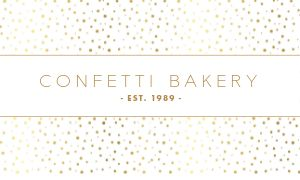 Fun Bakery Business Card