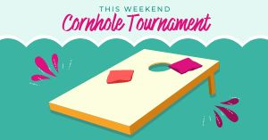 Bar Tournament Facebook Post
