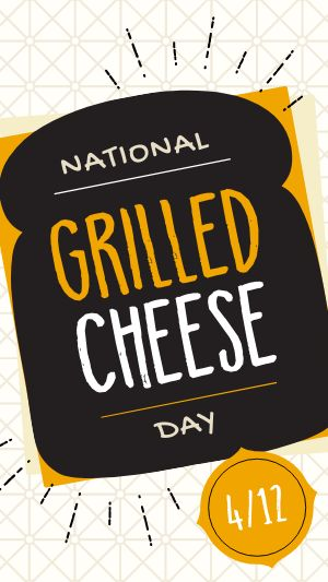 Grilled Cheese FB Story