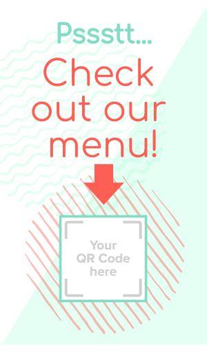QR Code Label