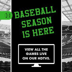 Baseball Bar Instagram Post