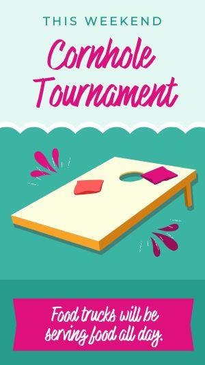 Bar Tournament Facebook Story