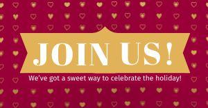 Valentines Facebook Post
