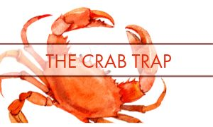 Crab Business Card