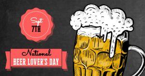 Beer Lovers Facebook Post