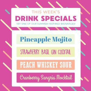 Drink Specials Instagram Post
