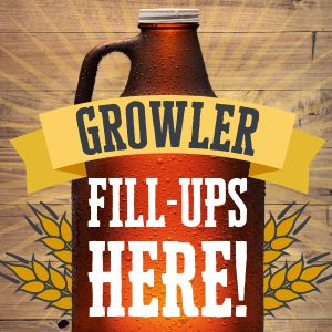 Growler Fill Up Instagram Post