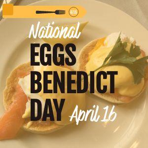 Eggs Benedict IG Post