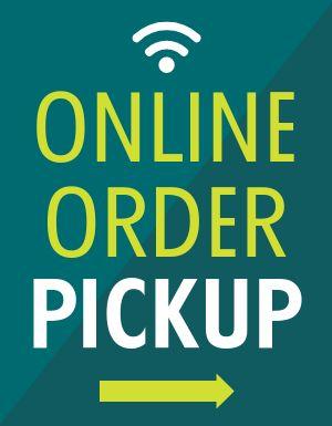 Online Order Signage