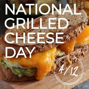 Grilled Cheese Instagram Update