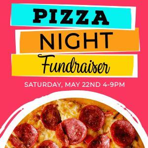 Pizza Night Instagram Post