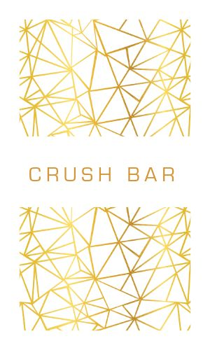 Fancy Bar Business Card
