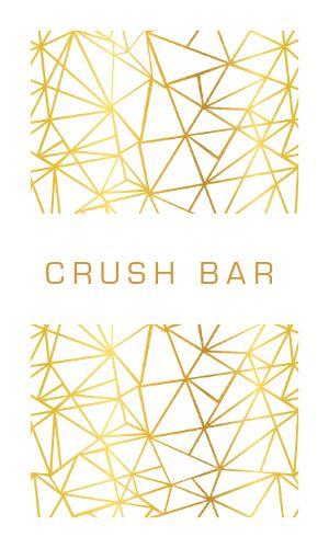 Fancy Bar Business Card