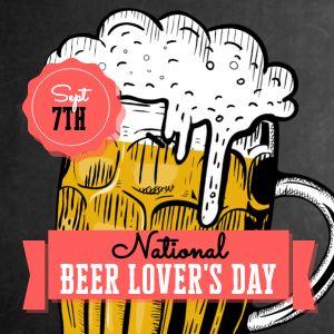 Beer Lovers Instagram Post