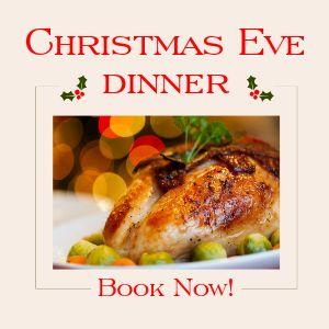 Christmas Eve Dinner Instagram Post