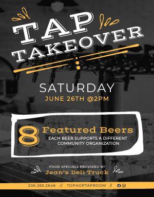 Beer Event Flyer