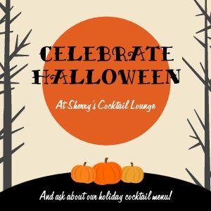 Celebrate Halloween Instagram Post