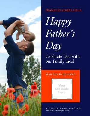 Fathers Day Promo