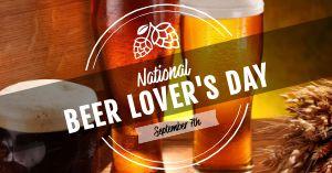 Beer Lovers Facebook Update