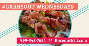 Carryout Promo Facebook Post