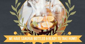 Bottled Sangria Facebook Post