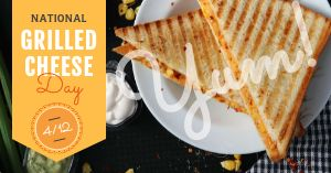 Grilled Cheese Facebook Update